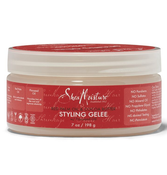 Shea Moisture Red Palm Styling Gelee