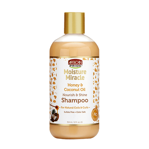 African Pride MM Nourish & Shine Shampoo