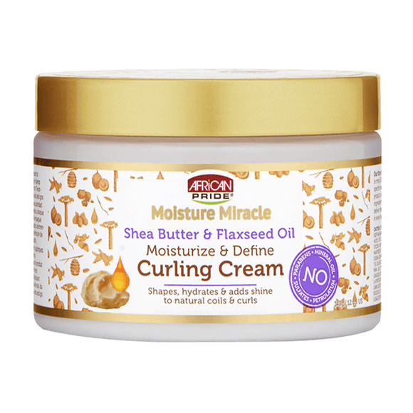 African Pride MM Moisturize & Define Curling Cream