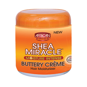 African Pride Shea Miracle Buttery Crème