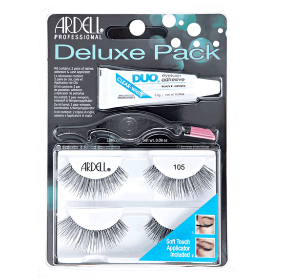 Ardell Deluxe #105 (2 Pack)