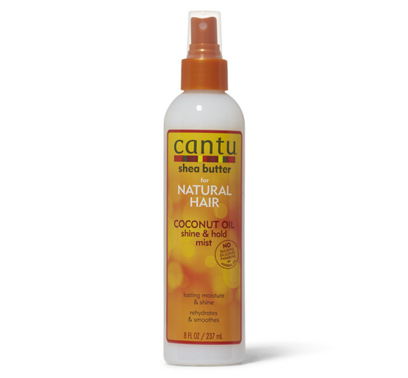 Cantu Coconut Shine & Hold Mist