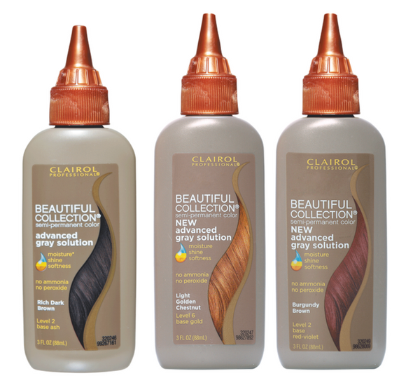 Clairol Beautiful Collection Semi-Permanent Hair Color (AGS)