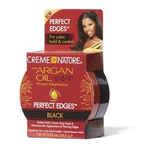 Creme of Nature Argan Oil Perfect Edges (Black)