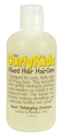 Curly Kids Super Detangling Shampoo