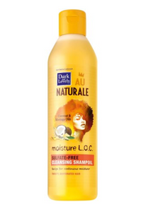 Dark & Lovely Moisture LOC Shampoil