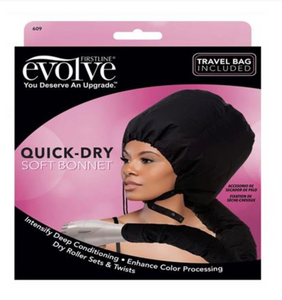 Evolve Quick-Dry Soft Bonnet