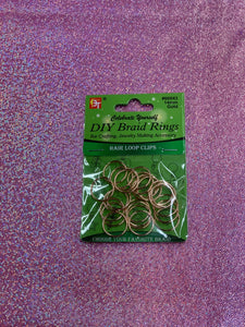 Braid Rings (Gold)