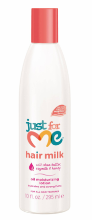 Just For Me Hair Milk Oil Moisturizing Lotion