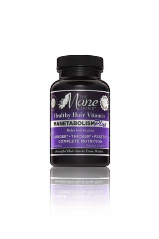 Mane Choice Manetabolism Plus Healthy Hair Vitamins