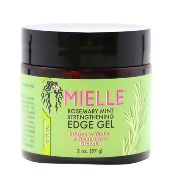 Mielle Rosemary Mint Strengthening Edge Gel