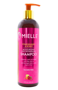 Mielle Pomegranate & Honey Moisturizing and Detangling Shampoo
