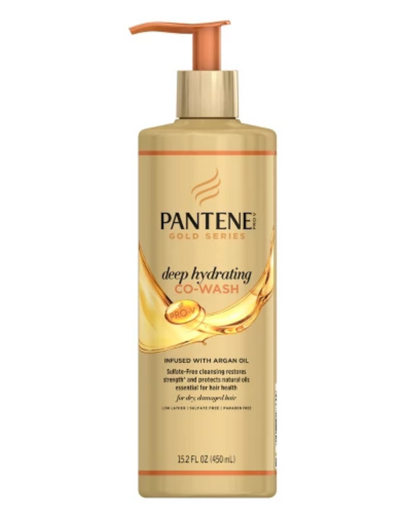 Pantene Gold Deep Hydrating Co-Wash