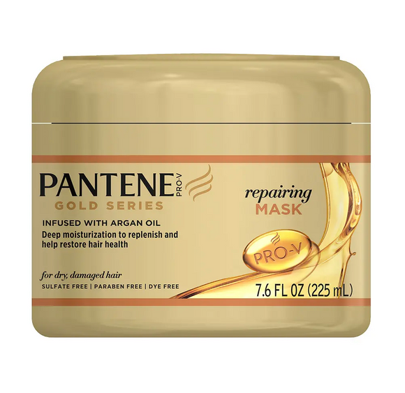 Pantene Gold Repairing Hair Mask