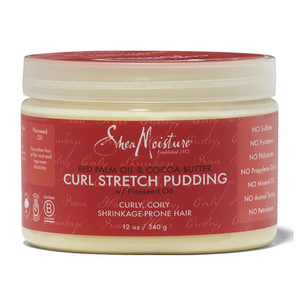 Shea Moisture Red Palm Curl Stretch Pudding