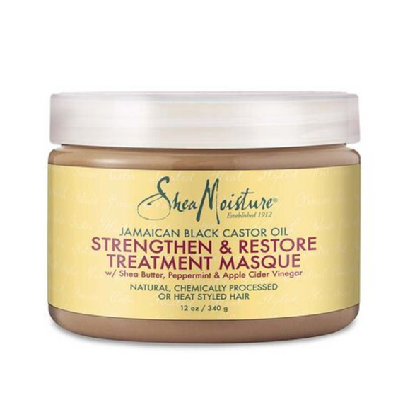 Shea Moisture JBCO Strengthen & Restore Treatment Masque