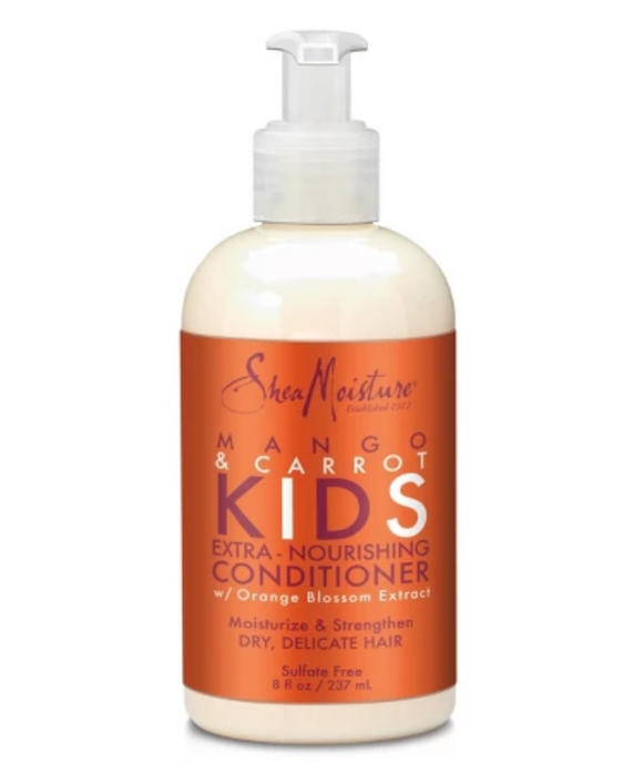 Shea Moisture Kids Mango & Carrot Extra Nourishing Conditioner