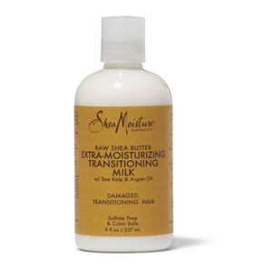 Shea Moisture Raw Shea Butter Extra Moisture Transitioning Milk