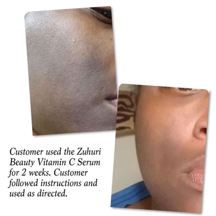 Zuhuri Beauty C+ Serum