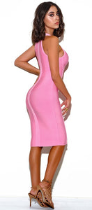 THERE FOR YOU BANDAGE DRESS