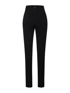 ZOEY SKINNY FIT TROUSERS