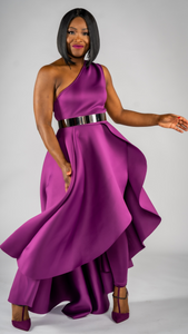 NAKHIA JUMPSUIT DRESS