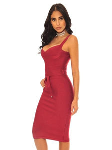 KIERRE BANDAGE DRESS