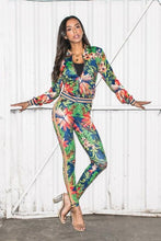 Load image into Gallery viewer, FLORAL MIX PRINT TRACKSUIT