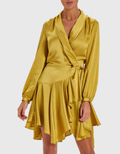 Load image into Gallery viewer, FOREVER UNIQUE MARGO WRAP DRESS