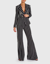 Load image into Gallery viewer, FOREVER UNIQUE CARA STRIPED BLAZER