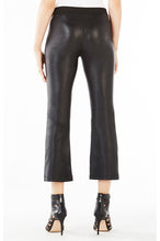 Load image into Gallery viewer, BCBG TATE FAUX LEATHER PANTS