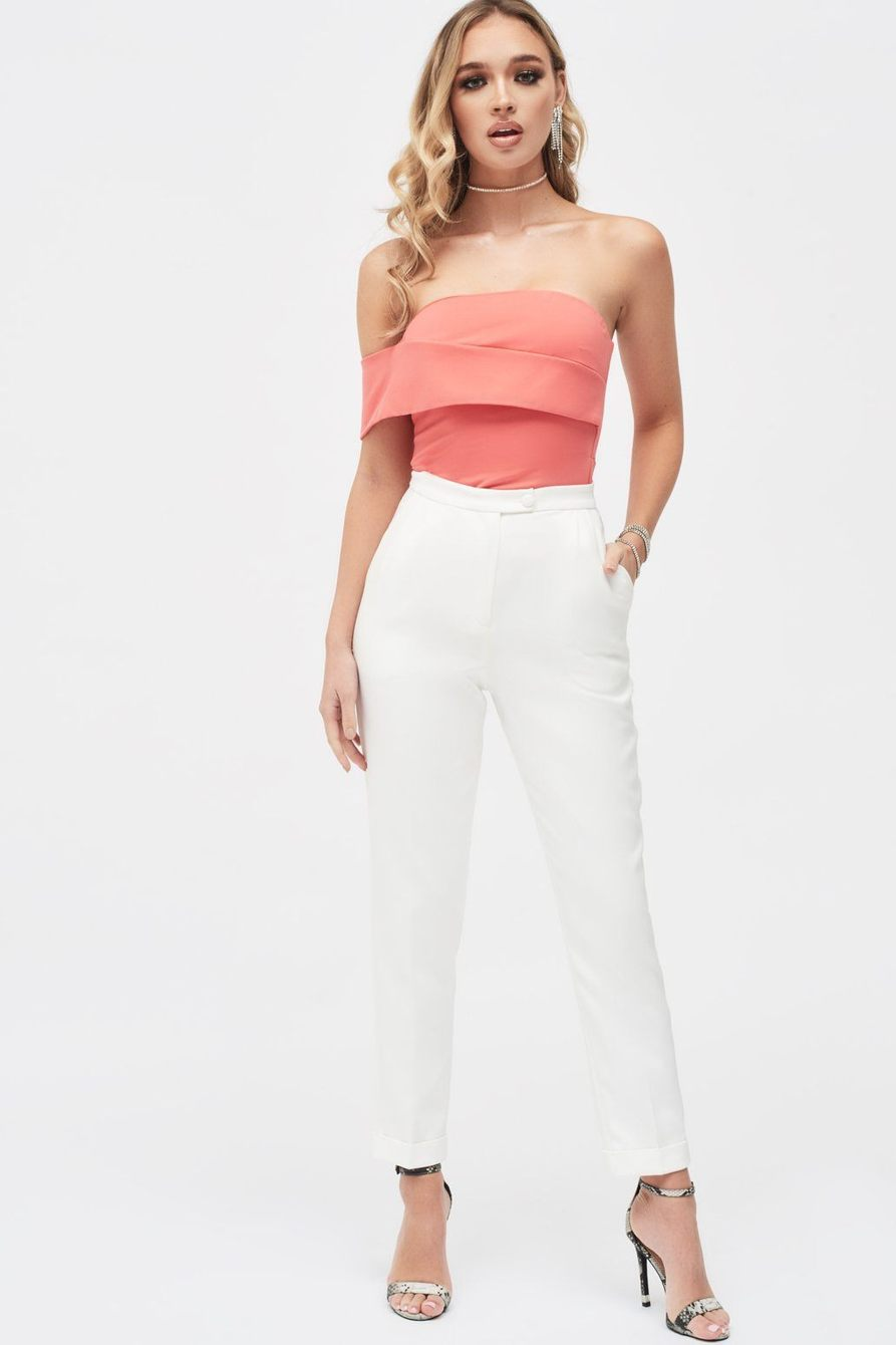 LAVISH ALICE TAPERED MENSY TROUSERS