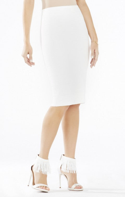 BCBG LEGER PENCIL SKIRT