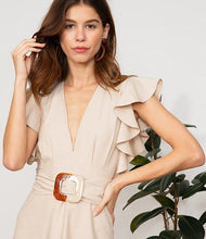 Load image into Gallery viewer, LUCY PARIS CELESTE BELTED DRESS