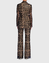 Load image into Gallery viewer, FOREVER UNIQUE JENNY FLORAL EMBROIDERED TAILORED SUIT TROUSERS