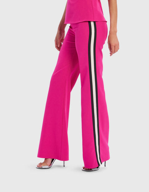 FOREVER UNIQUE BRITNEY TAILORED WIDE LEG TROUSERS