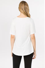 Load image into Gallery viewer, BELL SHORT SLEEVE TUNIC TOP