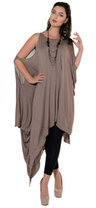 SHAWL DAWLS VERSATILE TUNIC DRESS