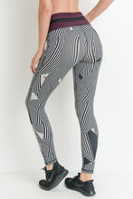 Load image into Gallery viewer, HIGH WAIST COLORBLOCK FULL LEGGINGS
