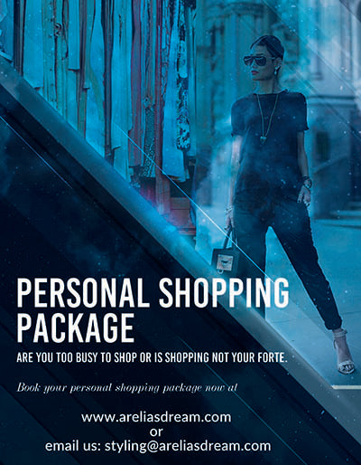 PERSONAL SHOPPING PACKAGE