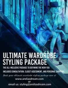 ULTIMATE WARDROBE STYLING PACKAGE