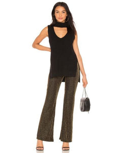 BCBG NETA WIDE LEG PANTS