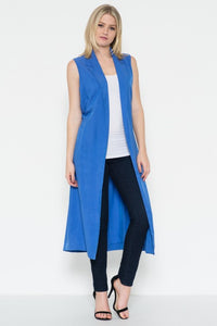 ESLEY LONG TIE VEST