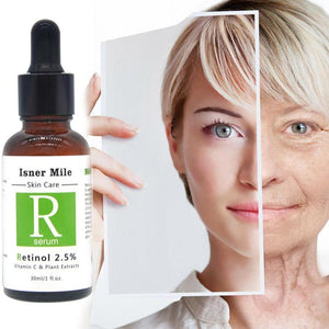 30 ml rétinol 2.5% sérum vitamine C