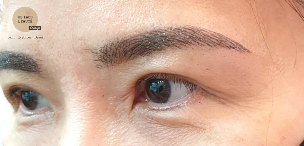 best eyebrow embroidery recommended in singapore