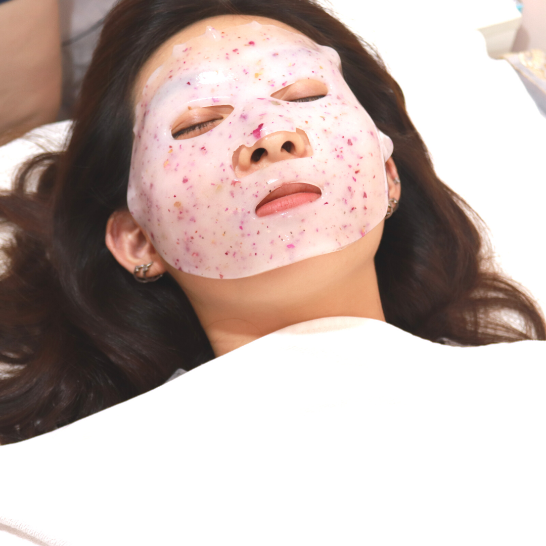 Aromatherapy facial treatment in Singapore bukit panjang cck bukit timah