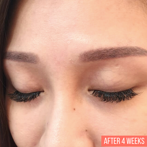 Eyebrow embroidery after 1 month bukit panjang bukit timah cck