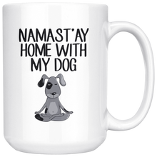 Load image into Gallery viewer, Namastay Home with My Dog