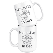 Load image into Gallery viewer, Namastay in bed
