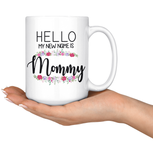 ew name is mommy